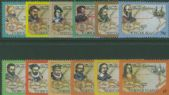 NFI SG562-73 Pacific Explorers set of 12